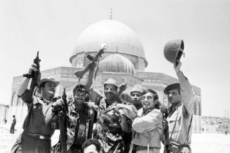 The Temple Mount was liberated by the IDF in 1967, but handed back to Islamic occupiers.