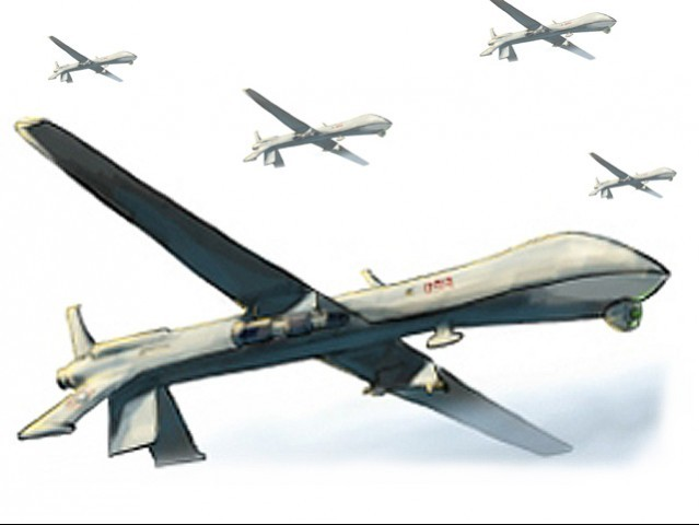 The drones will soon bring the next war to your door.