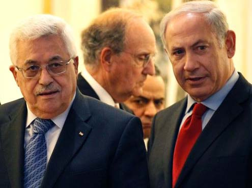 "Both Abu Mazen and Benjamin Netanyahu agree that a ""Palestinian"" state must be formed."