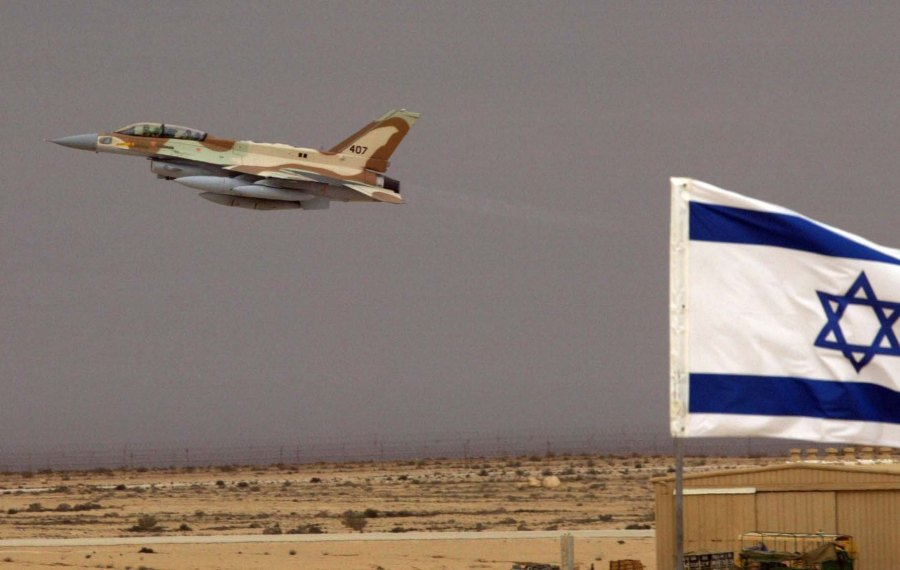 Israeli airstrikes inside Syria is an act of self defense.
