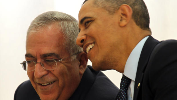 Salam Fayyad failed on his mission, despite being on the payrole of Washington.