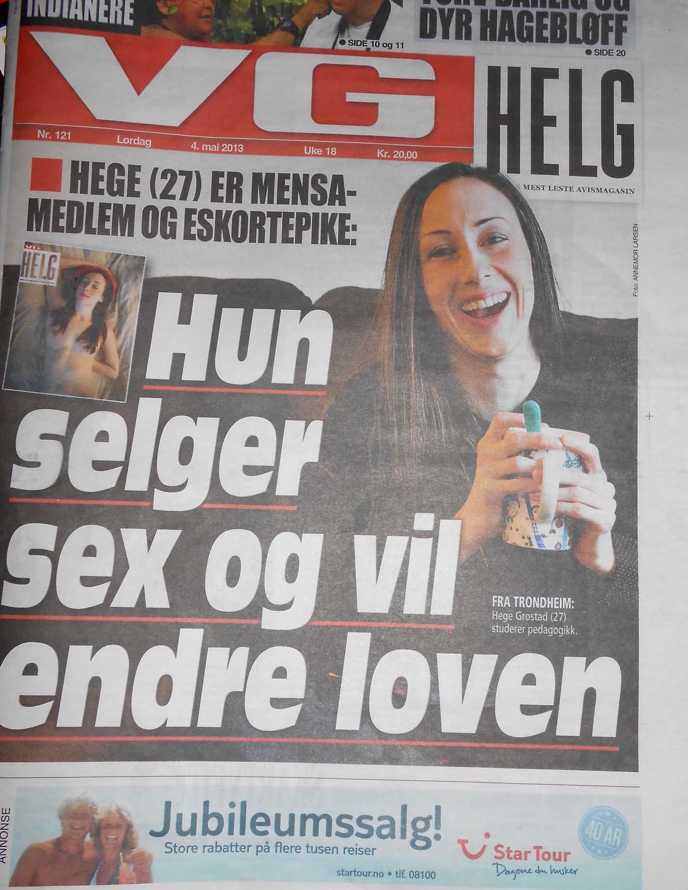 Prostitutes Trondheim