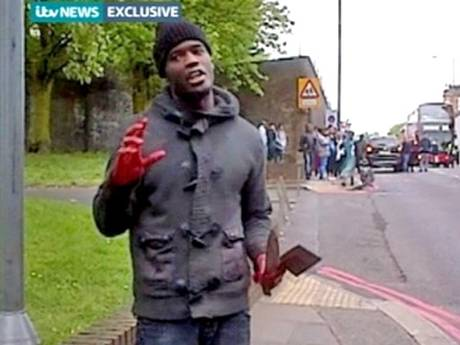 Islamic Jihad is on in London, using the BBC and You Tube to spread the message.