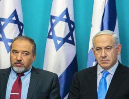 Avigdor Lieberman speak more bolder than Benjamin Netanyahu in regards to Gaza.