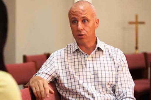 Allan Chambers is a bay, who destroyed a Christian ministry who helped homosexuals.