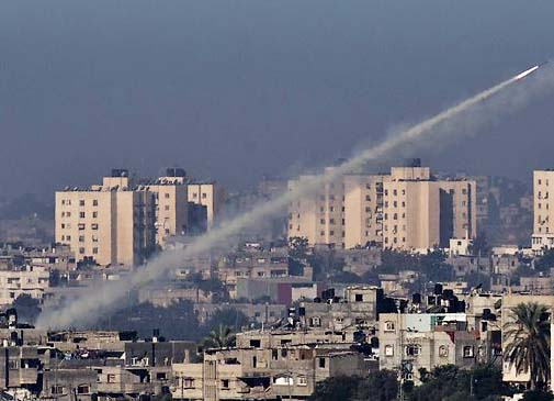 """Six more """"peace messengers""""  have been sent from Gaza into Israel"""