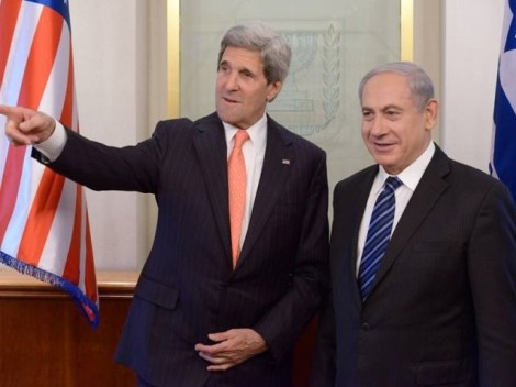 John Kerry shown Netanyahu the road off the cliff and towards destruction.