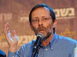 MK Feiglin defend Zionism.