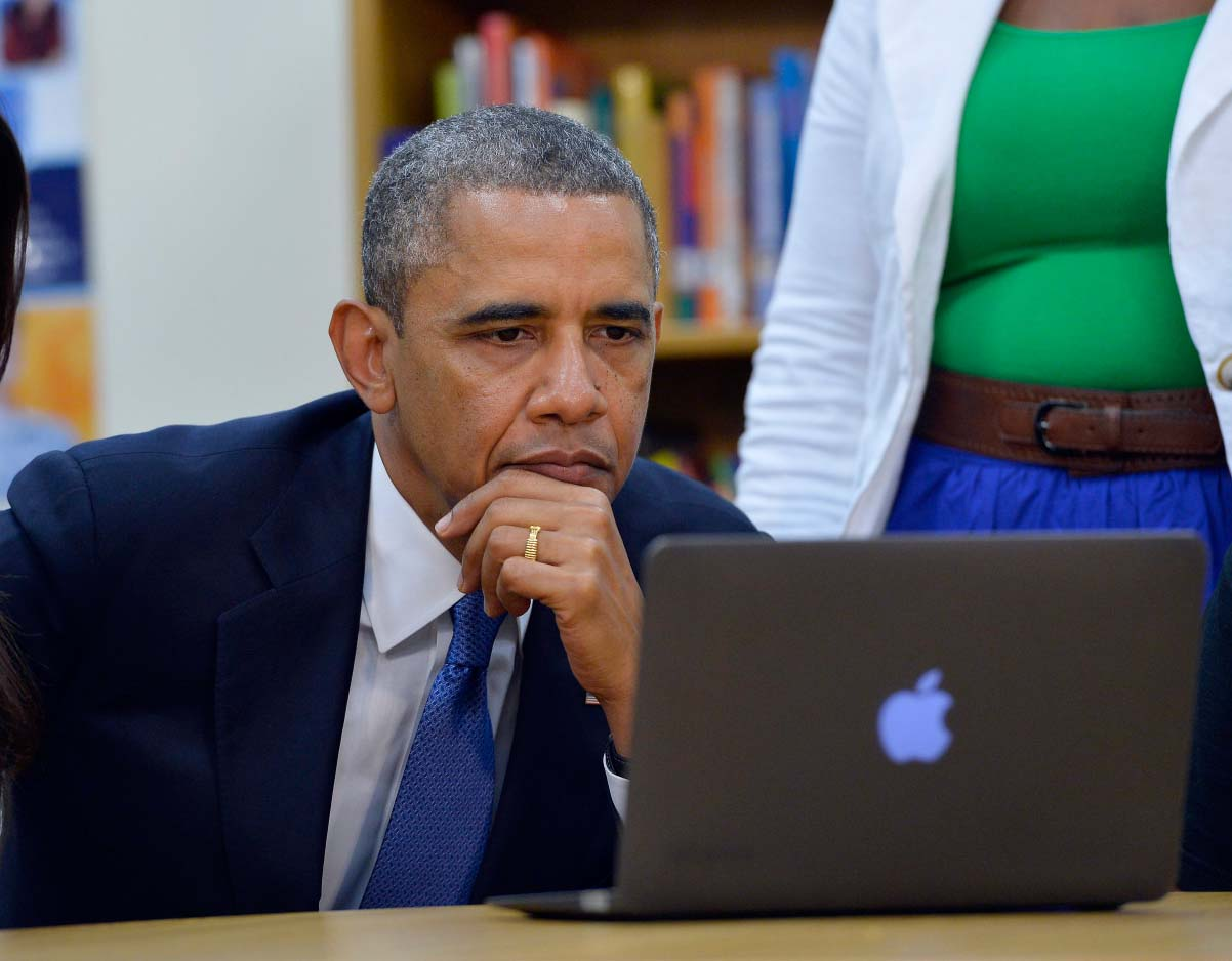 the obamaites spy on all users of the internet news that matters