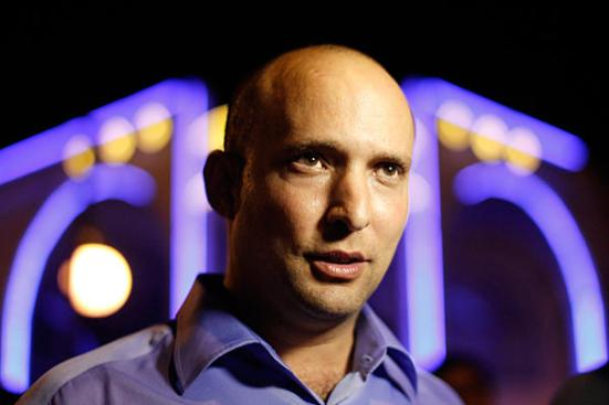Naftali Bennett works hard for the survival of Zionist state of Israel.