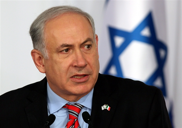 Benjamin Netanyahu is witnessing a global bid to isolate Israel, and force new borders.
