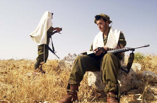 Many Orthodox communities sends their youth to serve in the IDF.