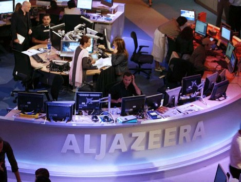 22 journalist resigned from al-Jazeera after understanding it support Fascism.