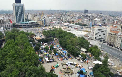 The very park that symbolizes freedom and secularism in Turkey will soon become a shopping mall.