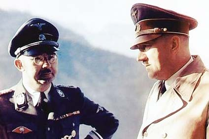 Adolf Hitler gave Heinrich Himmler and Waffen SS the job of terminating all Jews.