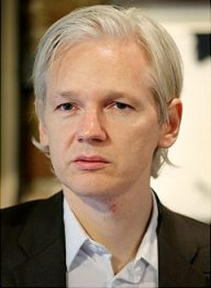 Julian Assange is lockup in London.