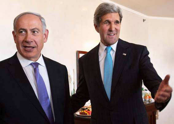 It takes two to tango. Netanyahu should decline this offer to dance.