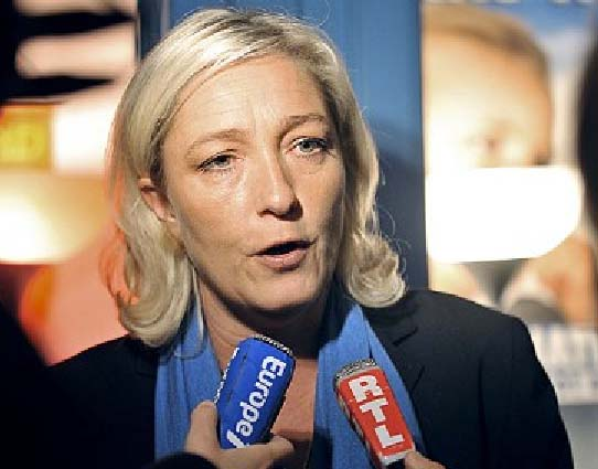 Marie Le Pen warns against the spread of Islam, and should be permitted to do so.