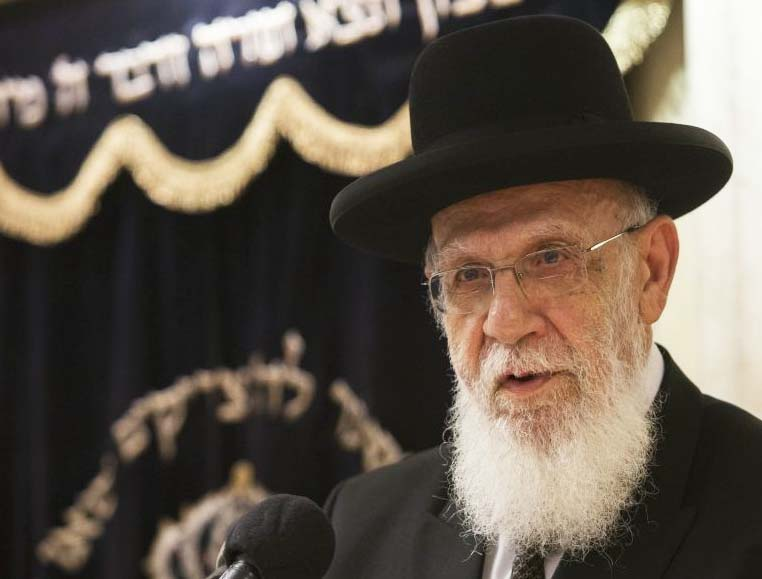 Rabbi Shalom Cohen has still not understood the the Messiah has gathered the Jews home to Zion.