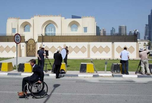 The Norwegian sponsored Taliban office in Qatar has been closed down.