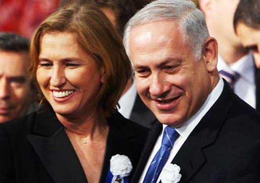 Benjamin Netanyahu has displayed poor judgment, by keeping Livni in the cabinet.