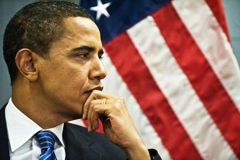 Barack Hussein Obama is responsible for the largest cyber crime racket in World history.
