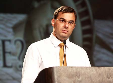 Justin Amash should get the Republican party to start the process of impeaching Barack Hussein Obama.