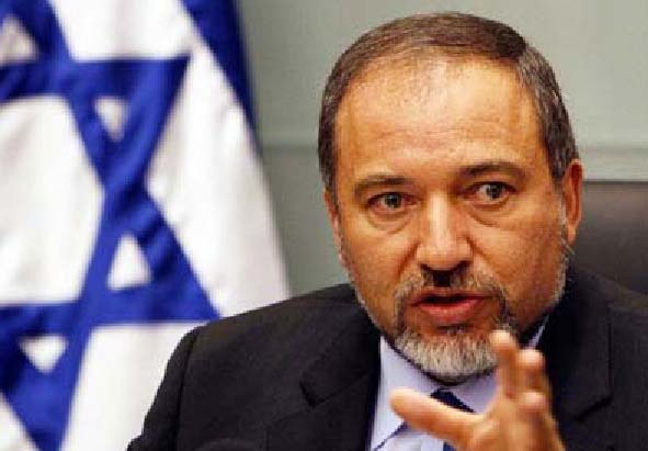 Avigdor Lieberman is a controversial politician, who do not mind belling the cat.