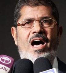 To trust Morsi is like trusting Hitler.