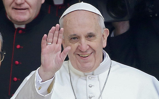 A fallible Cardinal becomes supreme and infallible when He is elected as Pope.