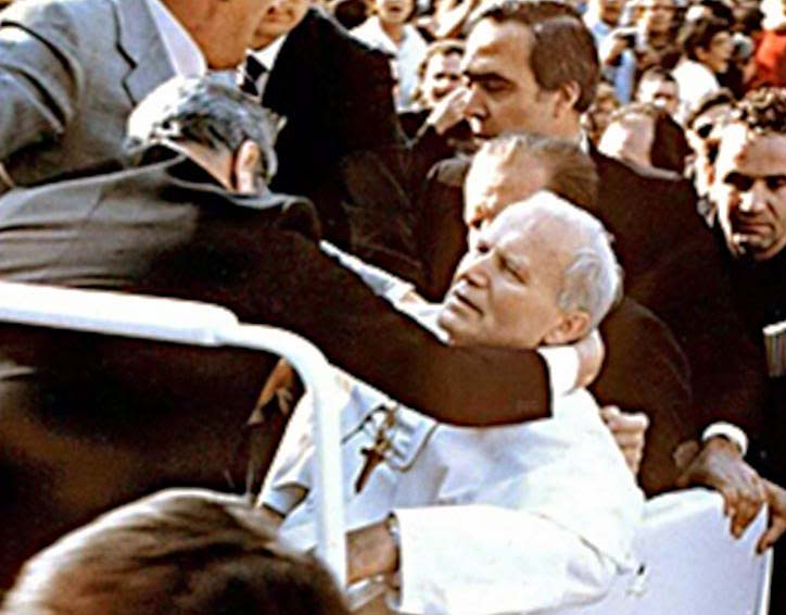 John Paul did not honor Jesus the Messiah, after nearly being shot dead in new York in 1981.