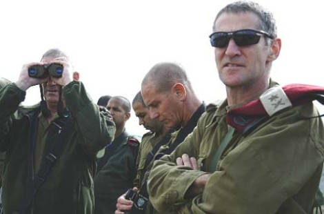 Major General Yair Golan feels Basher al Assad might survive the conflict in Syria.
