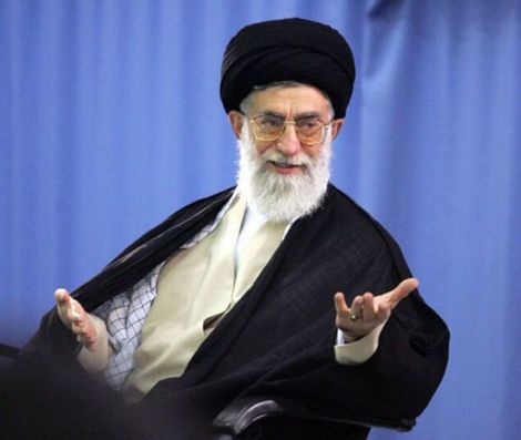Ayatollah-ali-khamenei has achieved one of the purpose of the Iranian revolution: Chaos.