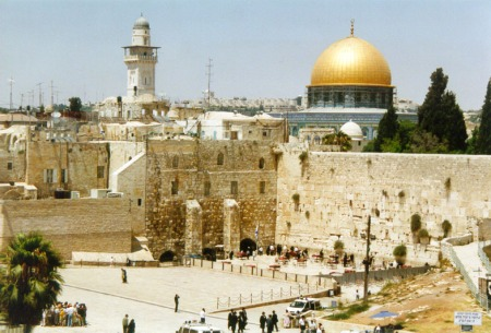 False Christians wants the Old City of Jerusalem back under Islamic occupation.