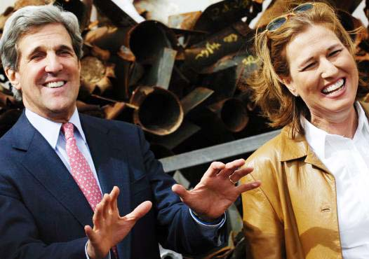 John Kerry has convinced Livni, that Islam will be peaceful if they only get a large chunk of Zion.