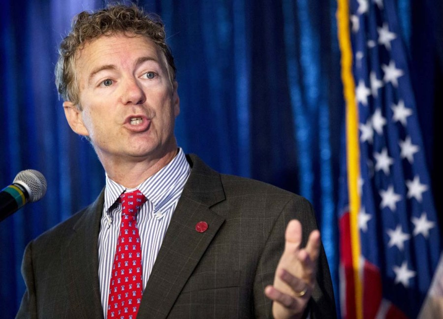Senator Rand Paul is still concerned about the truth.