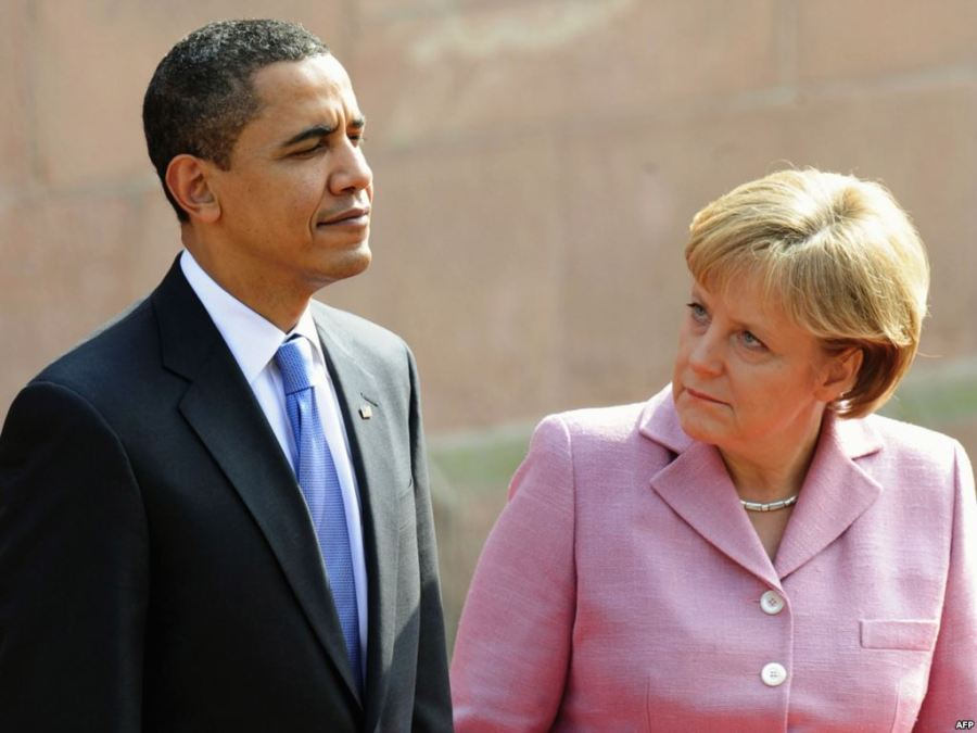 Barack Hussein Obama should be arrested and put on trial for spying on leaders like Angela Merkel.