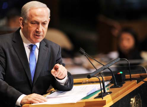 Benjamin Netanyahu warns about the deceptive messages from Tehran.