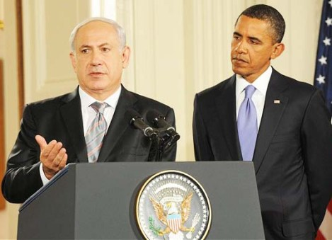 Benjamin Netanyahu must not put his trust in the corrupt fifth columnist Varack Hussein Obama.