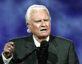 Billy Graham promoted the last and final anti-Christ