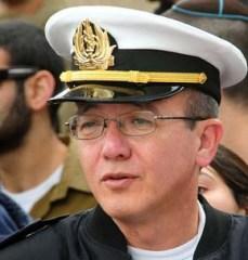 Former Naval Chief Eli Marom.