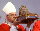 The Vatican Pope's are heads of a death cult