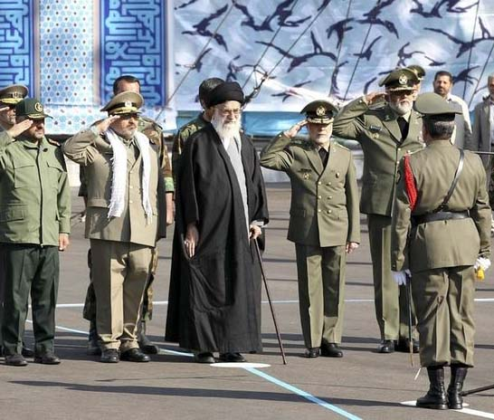 The Iranian regime are the successor of Nazi-Germany.
