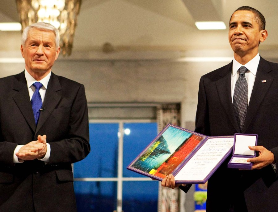 Thorbjørn Jagland gave Obama the Nobel price of peace. Now Jagland wants to cleanse Europe from the Jewish race.