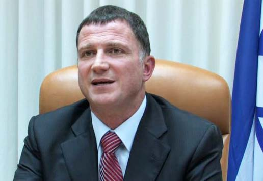 Knesset Speaker Yuli Edelstein do not want to entertain a lukewarm French President.