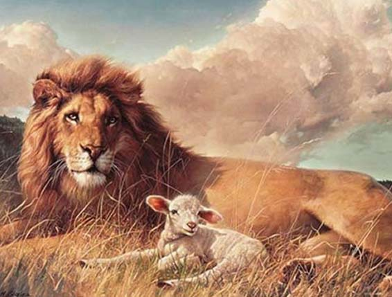 The Messiah is the Lion and the lamb. He forgives sin, and he punishes.
