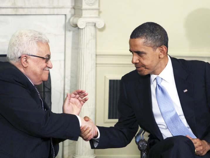 PLO-leader Abu Mazen got cash in hand from men like Barack Hussein Obama.