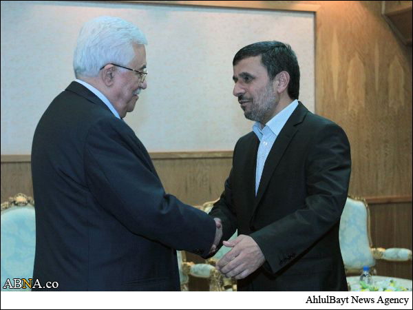 PLO and Mahmoud Abbas share the same Nazi-view on Israel as totalitarian Iran.