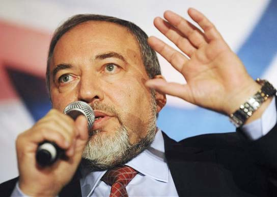 Avigdor Lieberman search for new partners, where there are non.