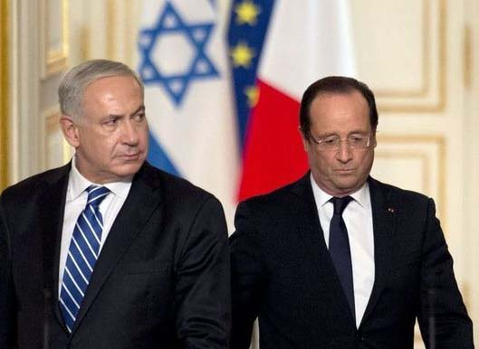 Benjamin Netanyahu will eventually see the Jewish people being betrayed by hypocritical liars. Like the President of France.